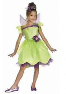 Fantasia Tinker Bell Rainbow Classic Disney Tinkerbell Child