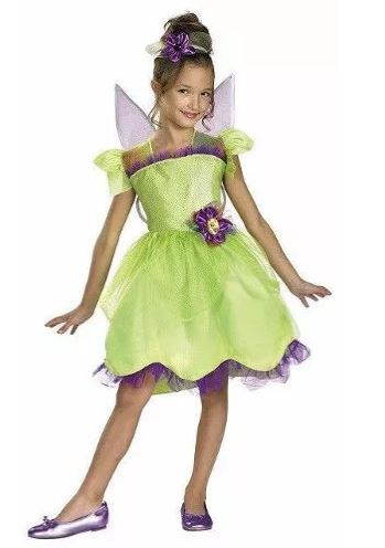 Zoom Fantasia Tinker Bell Rainbow Classic Disney Tinkerbell Child